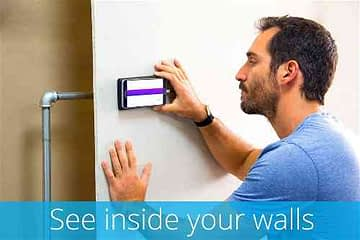 Stud Finder to See Inside Your Walls