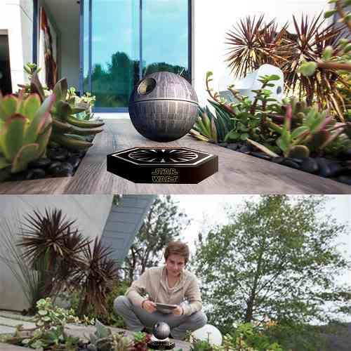 Star Wars Death Star Levitating Speakers
