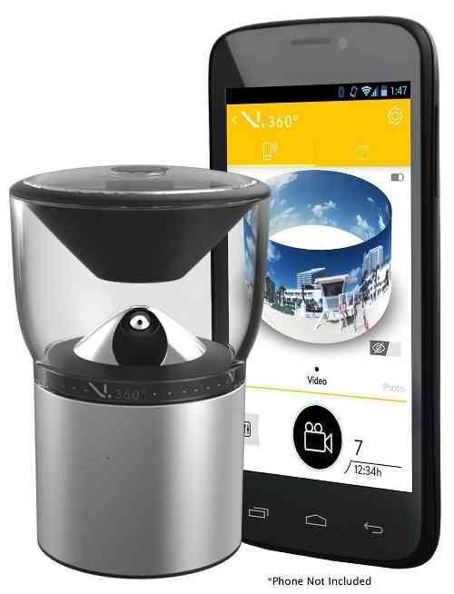 Mobil 360 Degree Camera