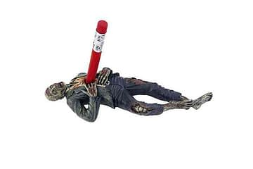 Impaled Zombie Desk Accessory