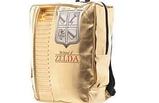 Nintendo Zelda 3D Cartridge Novelty Backpack