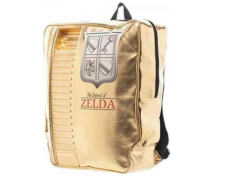 Nintendo Zelda 3D Cartridge Novelty Backpack