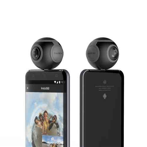 360 Degree Video Camera