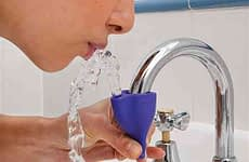 Faucet Drinking Fountain