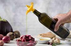 Oil Pourer & Stopper