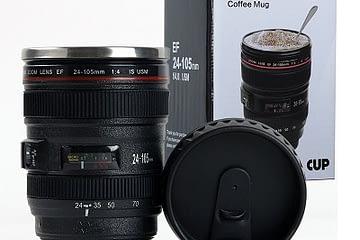 Coffee Mug - Camera Lens